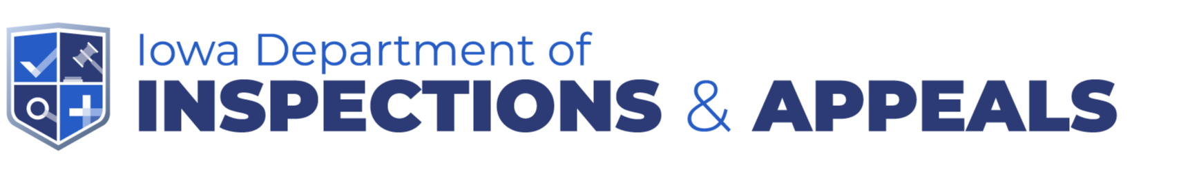 logo for the Iowa Department of Inspections and Appeals