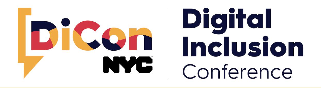 Digital Inclusion Conference Logo