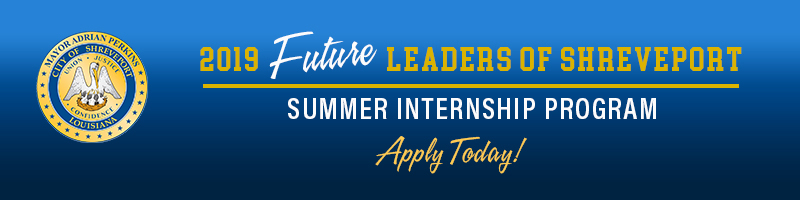 2019 Mayor's Summer Internship Program